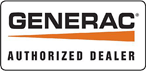 Generac Authorized Dealer