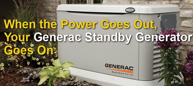 Backup Generator Maintenance Agreement Maryland