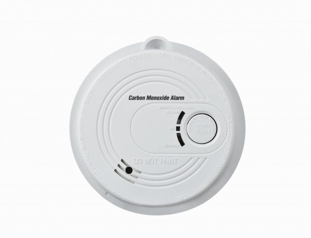 Hardwired Carbon Monoxide Detectors