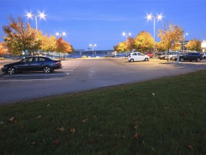 Parking Lot Lighting in Maryland