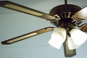 Fall Maintenance Tips from Your Maryland Electrician: Change the Direction of Your Ceiling Fans