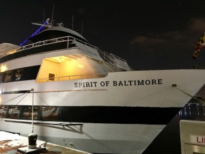 TriStar Electric Gets into the Christmas Spirit with the Spirit of Baltimore Dinner Cruise