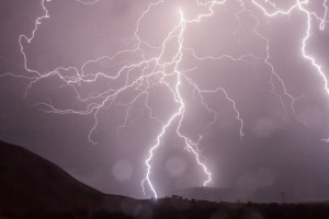 Beware of Electrical Damage from Spring Storms!