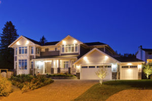 Using Outdoor Lighting for Security