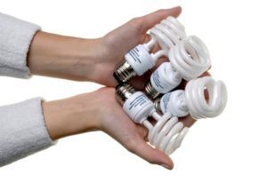 energy-efficient lighting options CFL bulbs
