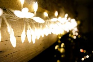 holiday light hanging safety