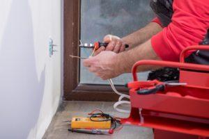 risks of DIY electrical work