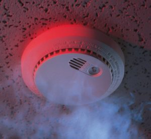 home smoke alarms