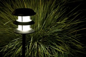tristar electric outdoor security lighting